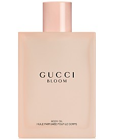 Gucci Bloom Body Oil, 3.3-oz.