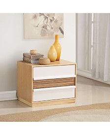 Betella Nightstand-End Table