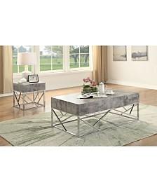 Burgo End Table
