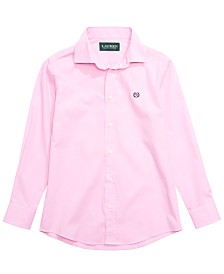 Lauren Ralph Lauren Big Boys Woven Shirt