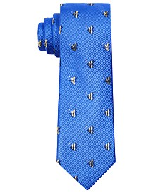 Lauren Ralph Lauren Big Boys Sunfish Silk Tie