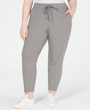 Eileen Fisher Pants PLUS SIZE DRAWSTRING ANKLE PANTS