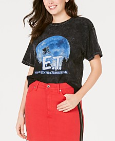True Vintage Cotton E.T. Graphic T-Shirt