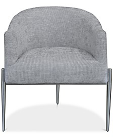 Jolie Accent Chair, Quick Ship