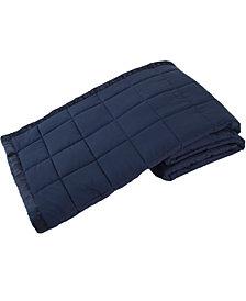 Elite Home Down Alternative Solid Twin Blanket