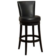 "Boston 30"" Swivel Barstool, Quick Ship"