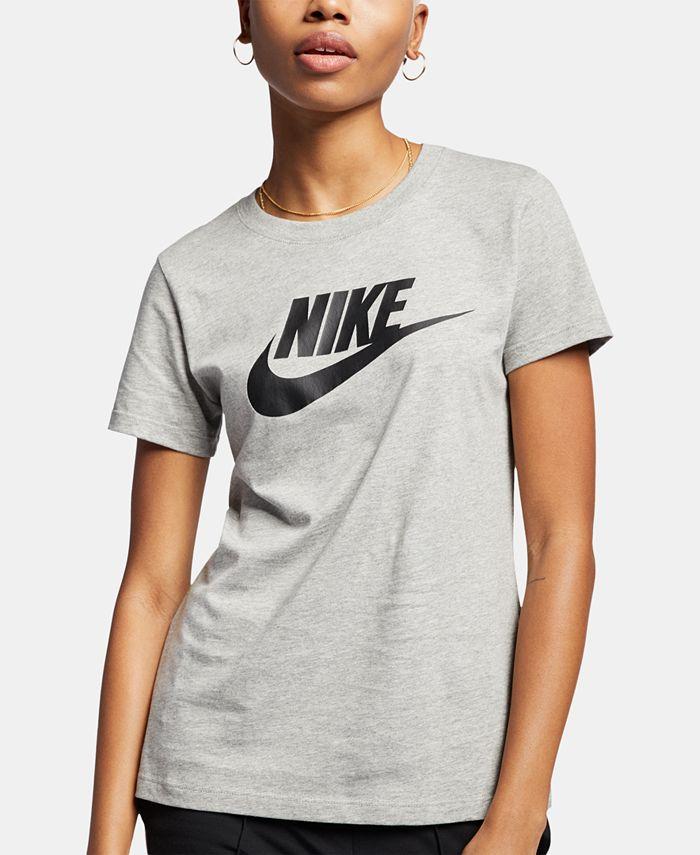 Nike - Sportswear Cotton Logo T-Shirt