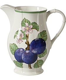 French Garden Modern Fruit Oversized Pitcher