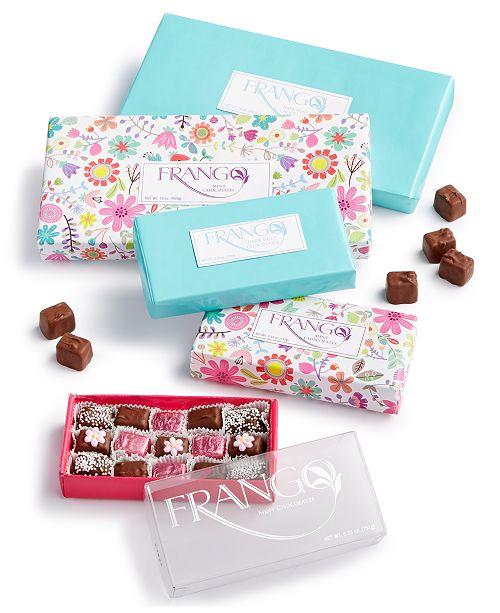 Frango Chocolates Frango Spring Chocolates Collections