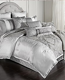 Kacee 12 Pc Queen Comforter Set