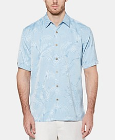 Men's Floral Jacquard Shirt