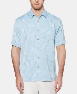 Men's Floral Jacquard Shirt