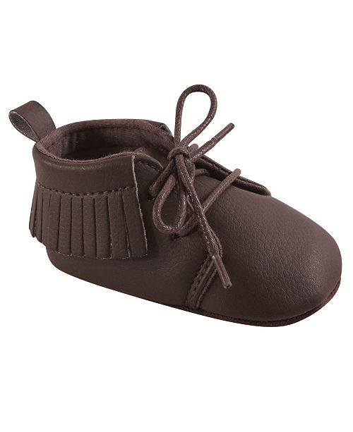Baby Vision Hudson Baby Unisex Baby Moccasins, 1-Pack, 0-18 Months