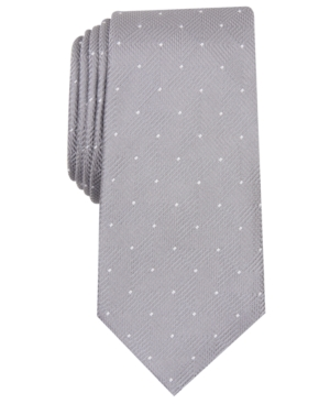 Alfani Men's Geometric Dot Tie, Created for Macy's