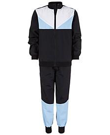 Big Boys Windbreaker Jacket & Pants Separates, Created for Macy's