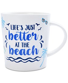 Pfaltzgraff Better at the Beach Mug