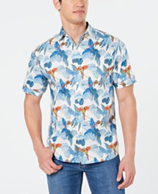 Tommy Bahama Men's Parrot Fronds Shirt