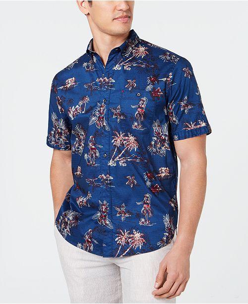 Tommy Bahama Men's Hula Hut Shirt