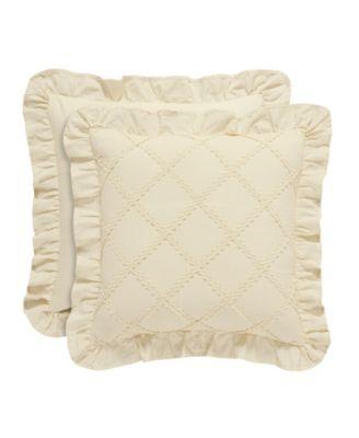 "Anna 18"" Square Pillow"