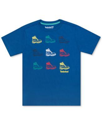 NEW RRP £20 Timberland Kids T-Shirt B10