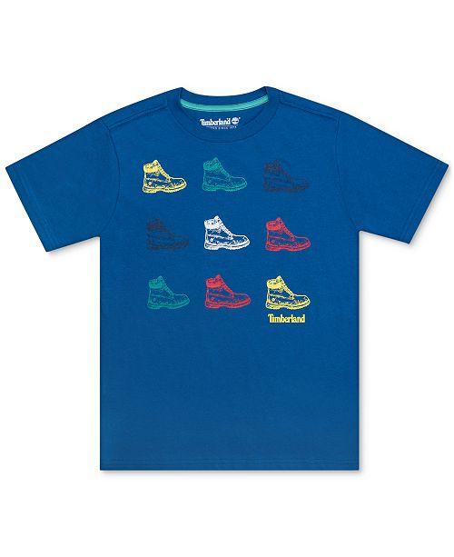 Timberland Big Boys Lyman Shoe T-Shirt