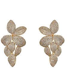 Nina Pave Earringss