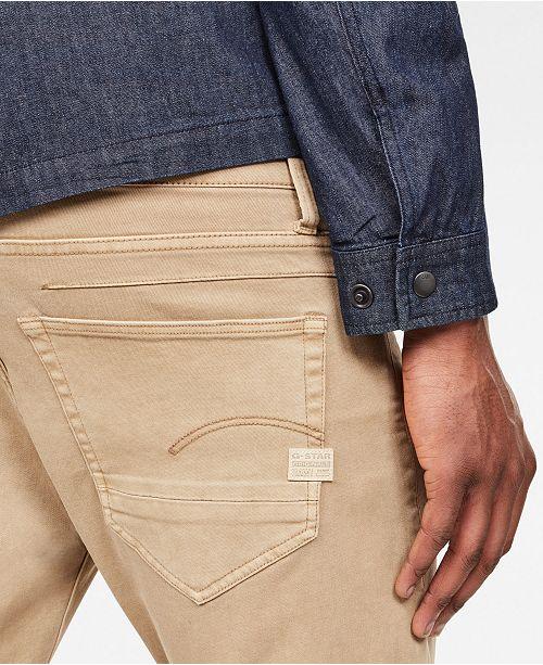 62a90b83b0f G-Star Raw Men's D-Staq Skinny-Fit Stretch Jeans & Reviews - Jeans ...