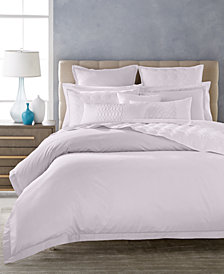 CLOSEOUT! Hotel Collection 680 Thread-Count King Duvet Cover, Created for Macy's