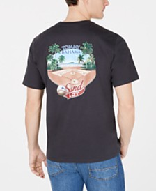 Tommy Bahama Men's Sand Lot Graphic T-Shirt