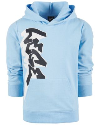 Little Boys Graffiti Logo Hoodie, Created for Macy's