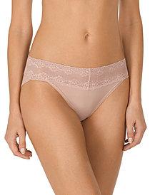 Natori Bliss Perfection Lace-Waist Bikini 756092