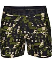 Under Armour Men s UA Tech Logo-Print Boxer Briefs 03cc6e9a4b9