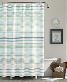 Tommy Bahama La Scala Breezer Shower Curtain