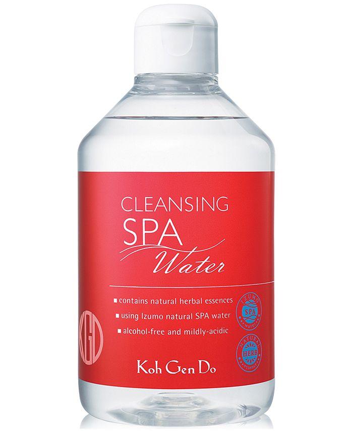Koh Gen Do - Cleansing Spa Water, 10.15-oz.