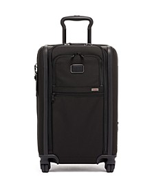 "Alpha 3 22"" International Expandable 4 Wheeled Carry-On"