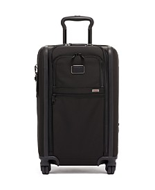 "Tumi Alpha 3 22"" International Expandable 4 Wheeled Carry-On"