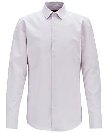 BOSS Men's Slim Fit Cotton Shirt