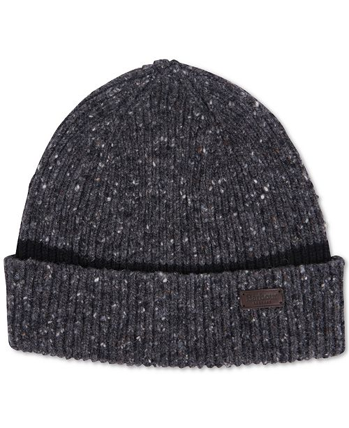 c84eaaa0829 Barbour Men s Donegal Wool Beanie   Reviews - Hats
