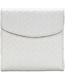 Patricia Nash Woven Leather Reiti Wallet
