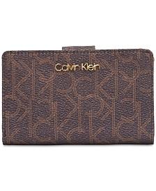 Calvin Klein Signature Bifold Wallet