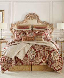 Arden 4 Piece Queen Comforter Set