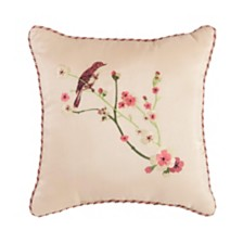 "Croscill Blyth 16"" x 16"" Fashion Decorative  Pillow"