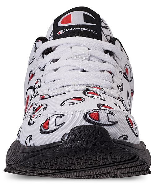 5c6bd131e7e ... Champion Little Boys  93Eighteen Repeat Athletic Training Sneakers from Finish  Line ...