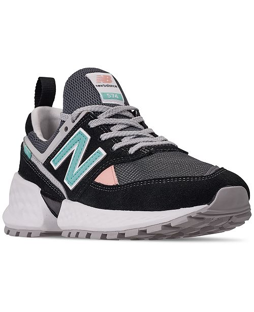 189fd2c053310 New Balance Men's 574 Sport V2 90s Casual Sneakers from Finish Line ...