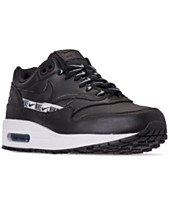 huge selection of 4d9d3 baa47 Nike Women s Air Max 1 SE Running Sneakers from Finish Line