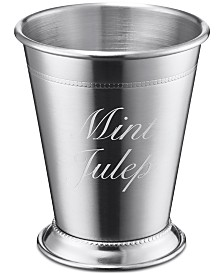 Thirstystone Stainless Steel Silver Mint Julep Cup
