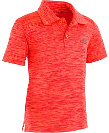 Under Armour Little Boys Match Play Twist Polo