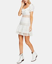 245048c000fa8 Free People Cruel Intentions Crochet-Lace Dress