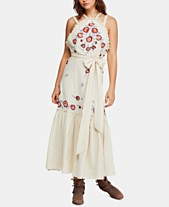 4e81dcb486d Free People Chrysanthemum Kiss Embroidered Maxi Dress