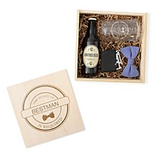 Best Man Craft Beer Gift Box Set